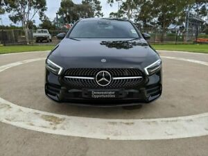 2020 Mercedes-Benz A-Class V177 800+050MY A250 DCT Black 7 Speed Sports Automatic Dual Clutch Sedan Melbourne Airport Hume Area Preview