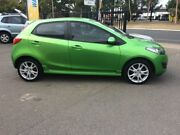 2008 Mazda 2 DE Genki Green 4 Speed Automatic Hatchback West Croydon Charles Sturt Area Preview