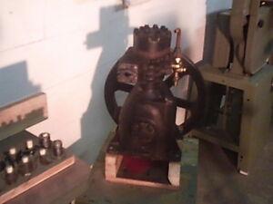pompe de compresseur a air deux cylindres