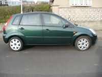 05 FORD FIESTA 1.2 STYLE