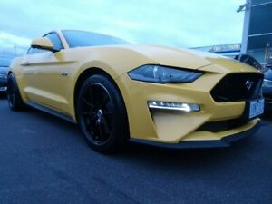 2018 Ford Mustang FN 2018MY GT Fastback SelectShift Triple Yellow 10 Speed Sports Automatic Fastback Strathmore Heights Moonee Valley Preview