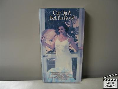 Cat On A Hot Tin Roof VHS Jessica Lange Tommy Lee