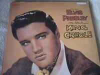 Vinyl LP Elvis Presley – King Creole