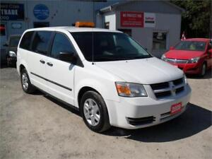2008 Dodge Grand Caravan C/V|NO ACCIDENTS|MUST SEE|161KM|OILED