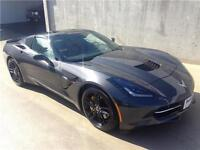 2014 Chevrolet Corvette Stingray Z51 coupe auto