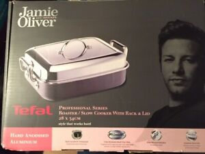 Tefal Jamie Oliver professional series roaster/slow cooker