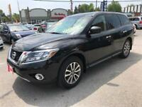 2015 Nissan Pathfinder S..7 SEATS..MINT...LOW KMS...ONLY $16500.