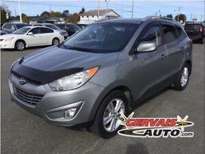 Hyundai Tucson GLS Cuir/Tissus A/C MAGS 2013