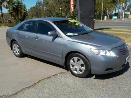 2008 Toyota Camry ACV40R 07 Upgrade Altise Silver 5 Speed Automatic Sedan Deception Bay Caboolture Area Preview