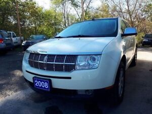 2008 Lincoln MKX certifed,,AWD