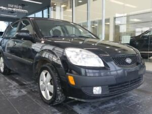 2008 Kia Rio EX, SUNROOF, 5 SPEED, ACCIDENT FREE