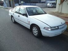 1992 Holden Commodore VP Executive White 4 Speed Automatic Sedan Somerton Park Holdfast Bay Preview