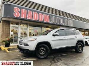 2015 Jeep Cherokee North VOTED #1 USED DEALER-HEATED WHEEL/SEATS