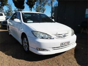 2004 Toyota Camry ACV36R Sportivo White 4 Speed Automatic Sedan Minchinbury Blacktown Area Preview
