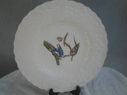 Alfred Meakin Birds of America series dinner plate Mullumbimby Byron Area Preview