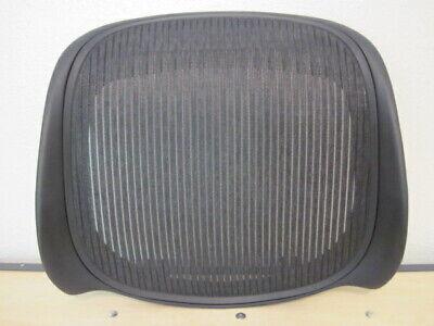 Herman Miller Aeron Chair Replacement Seat Pan Graphite Size B Medium Parts 18