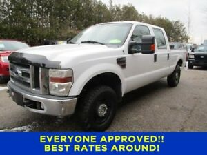 2008 Ford F-250 Super Duty SRW XLT