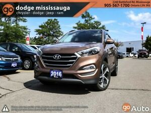 2016 Hyundai Tucson LIMITED+LEATHER+PAN-ROOD+LOADED
