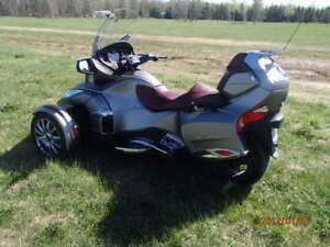 Canam spider RT Limited 2014