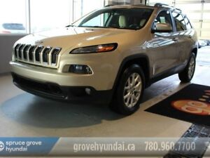 2015 Jeep Cherokee NORTH-V6 4X4 9 SPEED TRANS BACK UP CAMERA W/T