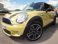 LHD 2009 Mini Cooper S 1.6 AUTO Convertible FRENCH REGISTERED