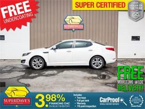 2012 Kia Optima EX Plus *Warranty*