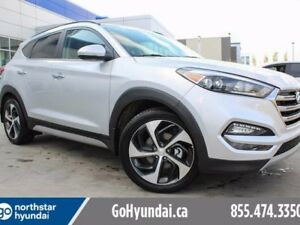 2017 Hyundai Tucson LIMITED, NAVIGATION,BACK UP CAMERA, LEATHER,