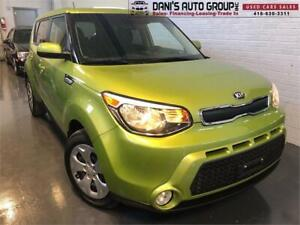 2016 Kia Soul LX One Owner No Accidents