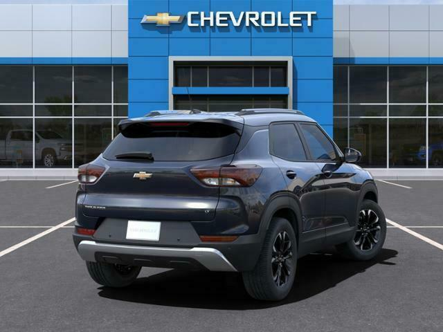 2021 Chevrolet Trailblazer Lt - Used Chevrolet Trailblazer ...