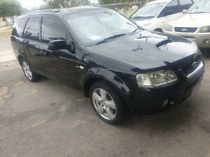 2008 Ford Territory Ghia Turbo (4X4) SY MY07 Upgrade Midland Swan Area Preview