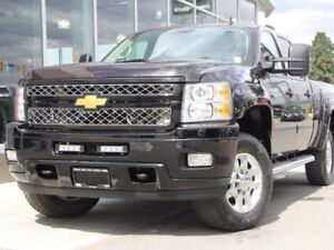 2014 Chevrolet Silverado 3500HD LTZ 4x4 Crew Cab 6.6 ft. box 153