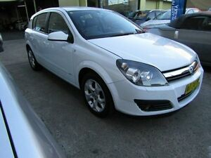 2006 Holden Astra AH MY06 CDX 4 Speed Automatic Hatchback Leichhardt Leichhardt Area Preview