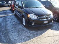 2012 Dodge Grand Caravan Crew Minivan, Van