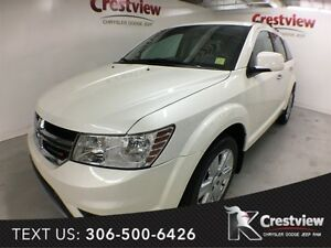 2015 Dodge Journey R/T AWD w/ Leather, Sunroof, Nav, DVD