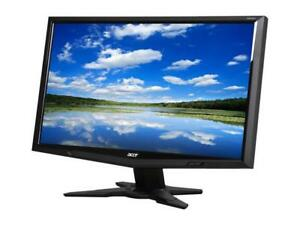 2x Acer G235H 23 inch monitor