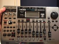 Boss BR900 CD 8 Track Digital Recorder- Excellent Condition