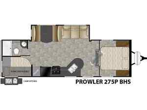 2017 Prowler  275 BHS