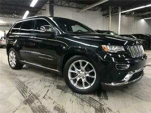 JEEP GRAND CHEROKEE SUMMIT AWD 2014 / NAVI / CAMERA / FULL!!