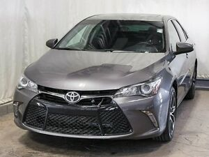 2016 Toyota Camry XSE Sedan Automatic w/ Navigation, Leather, Su