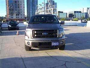 2013 Ford F-150 FX4 Supercab 4WD