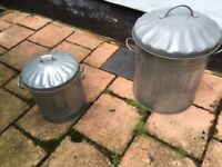 Traditional Dustbins