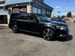 2014 Ford Flex SEL AWD 7 PASSAGERS MAGS 20''