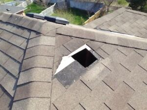 Roofing and Repairs Starting at $150
