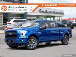 2017 Ford F-150 XLT - 4x4 - Super Crew 6'5 - nav - back up camer