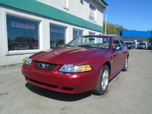 Ford Mustang 2003 Convertible,Seulement 75000KM.....Impeccable!!
