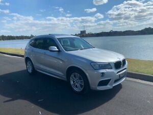 2012 BMW X3 M-SPORT Five Dock Canada Bay Area Preview