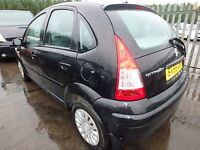 2006 (56) Citroen C3, Starts And Drives. SPARES OR REPAIR