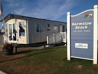 STATIC CARAVANS FOR SALE FROM £11,995, BUY NOW PAY LATER, JUST A 10% DEPOSIT AND NO TILL 2018