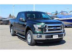 2016 Ford F-150 XLT 4x4 SuperCab *Bluetooth-Back Up Camera*