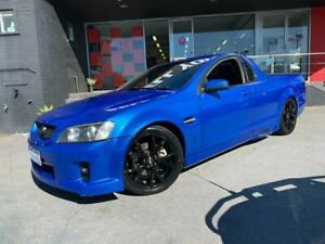 2009 Holden Ute VE SS V Utility 2dr Man 6sp 6.0i Voodoo Blue Manual Utility
